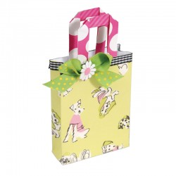 SIZZIX 657673 - MINI GROCERY BAG