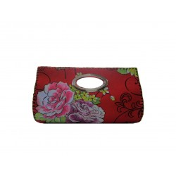 POCHETTE CHINA RED