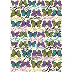 FELTRO DECOR BUTTERFLY