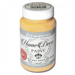 HOME DECOPAINT SOFT TOUCH PUMPKIN 110ml