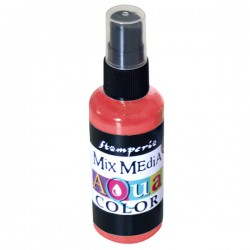 AQUACOLOR SPRAY ROSSO  60ml