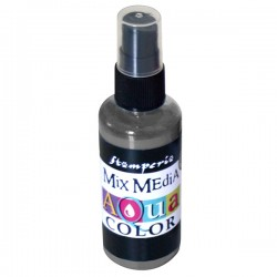 AQUACOLOR SPRAY GRAFITE 60ml