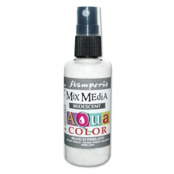 AQUACOLOR SPRAY BIANCO PERLATO 60ml