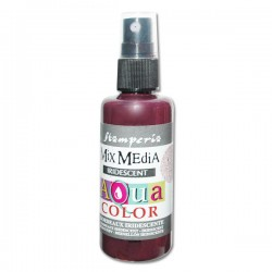 AQUACOLOR SPRAY BORDEAUX IRIDESCENTE 60ml