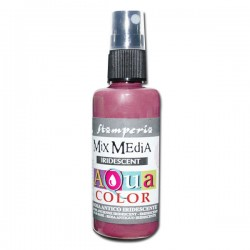 AQUACOLOR SPRAY ROSA ANTICO IRIDESCENTE 60ml