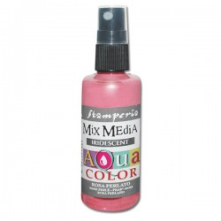 AQUACOLOR SPRAY ROSA PERLATO 60ml