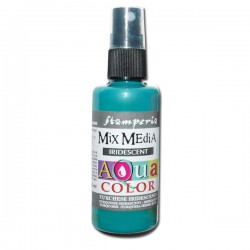 AQUACOLOR SPRAY TURCHESE IRIDESCENTE 60ml