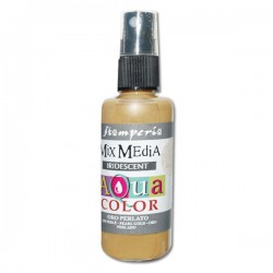 AQUACOLOR SPRAY ORO PERLATO 60ml