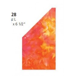 """SIZZIX 657628 - L - TRAPEZOID 3 1/2"""" X 6 1/2"""""""