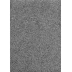 PANNOLENCI 30X40 CM SPESSORE 1MM GRIGIO GLITTERATO