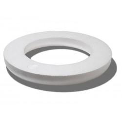 Anello piatto di polistirolo 25cm 1 pezzo