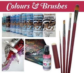 Catalogo Stamperia colori e pennelli 2016