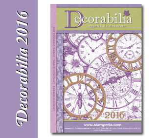 Catalogo Stamperia Decorabilia 2016