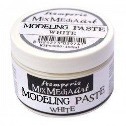MODELING PASTE WHITE 150ml