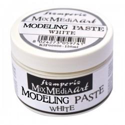 MODELING PASTE WHITE 150ml