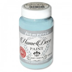 HOME DECOPAINT SOFT TOUCH BLUE SKY 110ml