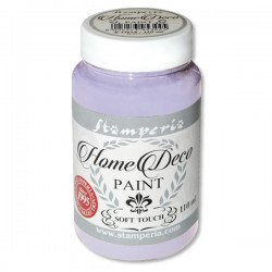HOME DECOPAINT SOFT TOUCH LILAC 110ml