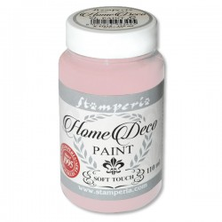 HOME DECOPAINT SOFT TOUCH PINK DOLL 110ml