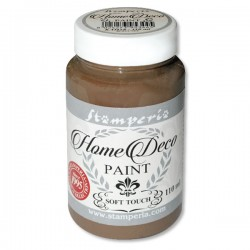 HOME DECOPAINT SOFT TOUCH CHESTNUT 110ml