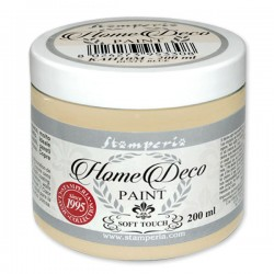 HOME DECOPAINT SOFT TOUCH SAND 200ml