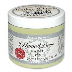 HOME DECOPAINT SOFT TOUCH SAGE GREEN 200ml