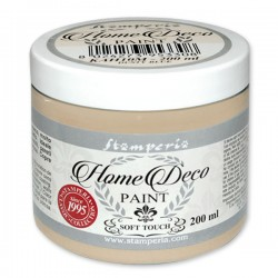 HOME DECOPAINT SOFT TOUCH CAMEL 200ml
