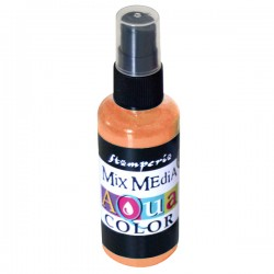 AQUACOLOR SPRAY ARANCIONE 60ml