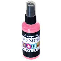 AQUACOLOR SPRAY ROSA BABY 60ml