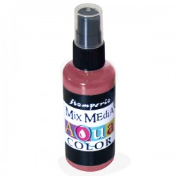AQUACOLOR SPRAY MOGANO 60ml