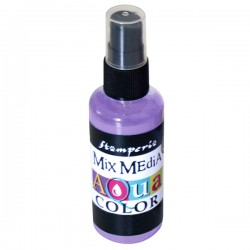AQUACOLOR SPRAY LILLA 60ml