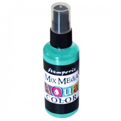 AQUACOLOR SPRAY TURCHESE 60ml