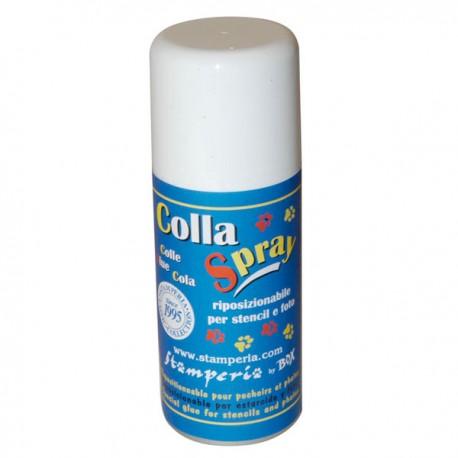 COLLA SPRAY RIPOSIZIONABILE 150ml