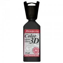 COLOR 3D 35 ML NERO BRILLANTE