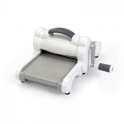 SIZZIX 660200 - BIG SHOT WHITE & GRAY