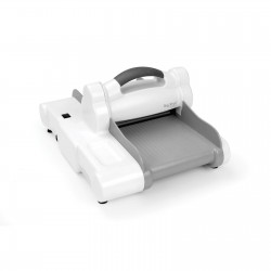 SIZZIX 660850 - BIG SHOT EXPRESS WHITE & GRAY