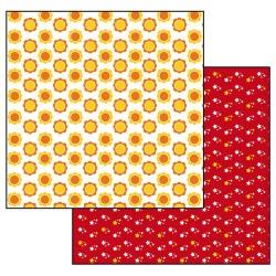 STAMPERIA - CARTONCINO 30 X 30 CM - 250 G / M²
