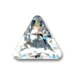 Triangolo Cabochone 4722  Crystal 10mm Foiled x 1pz