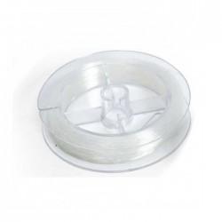 Filo di Nylon Elastico trasparente ø 0,50 mm - 10mt