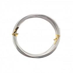 Filo di Alluminio modellabile ø 1 mm - 5mt