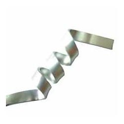 Filo di Alluminio piatto Argento modellabile 1 X 3.5 mm - 2mt