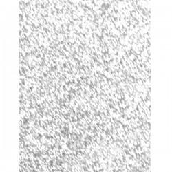 FOGLIO MOUSSE MONOCOLORE BIANCO IRIDESCENTE 30 x 40 cm