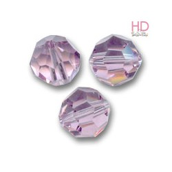 SFERE SWAROVSKI 5000 8mm Light Amethyst x 1 pzz