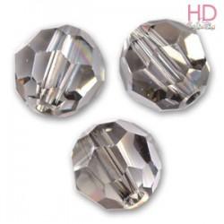 SFERE SWAROVSKI 5000 4mm Crystal Satin x 10pzz
