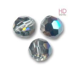 SFERE SWAROVSKI 5000 4mm Crystal Metallic Blue x 10pzz