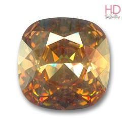Cabochone Quadrato 4470 Crystal Copper 12x12mm - 1pz