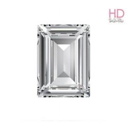 Cabochone rettangolo 4527 Crystal Foiled 13x18mm 1 pzz