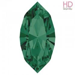 Cabochone Navetta 4200/2 Emerald 10x5mm - 1pz