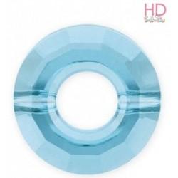 Ring Swarovski 5139 mm 12,5 Aquamarine x 1pz