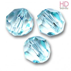 SFERE SWAROVSKI 5000 8mm Light Azore x 4 pzz