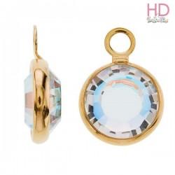 Pendente 57700 6 mm Crystal Aurora Boreale x1
